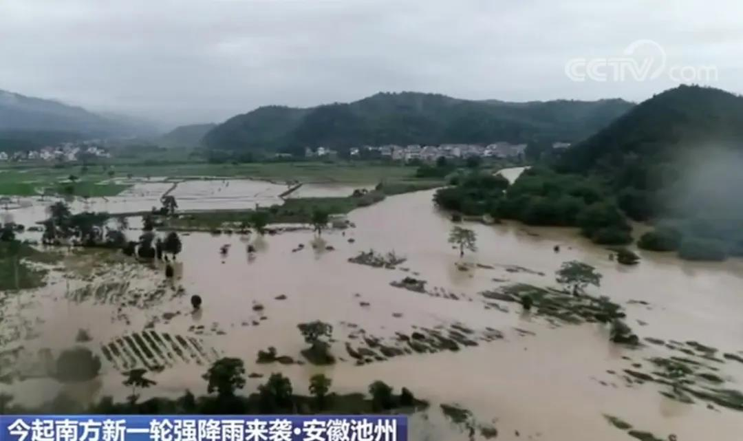 揪心!1938万人次受灾,121人死亡失踪!新一轮强降雨又来了……